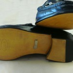 Gucci Mens Shoes New Soles and Heels After
